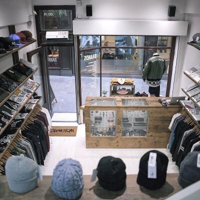 Urban Shop Fitting